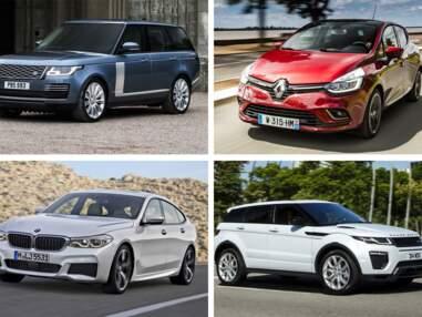 Votre voiture fait-elle partie des modèles les plus volés ?