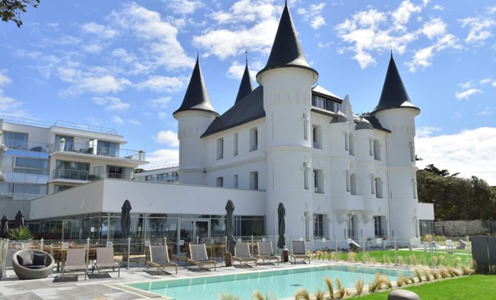 Suède : Relais Thalasso Château des Tourelles, Pornichet