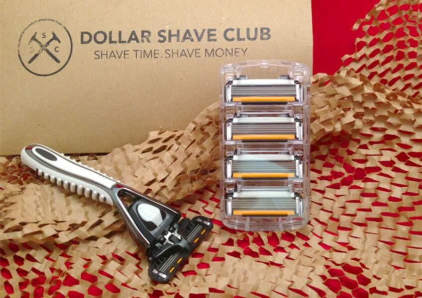 Dollarshaveclub.com, l'art de  se faire mousser grâce à l'humour
