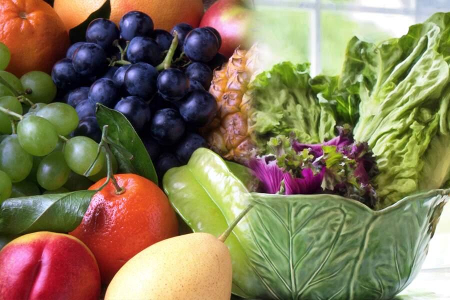 Pesticides : les 20 fruits et légumes (non bio) à éviter absolument !