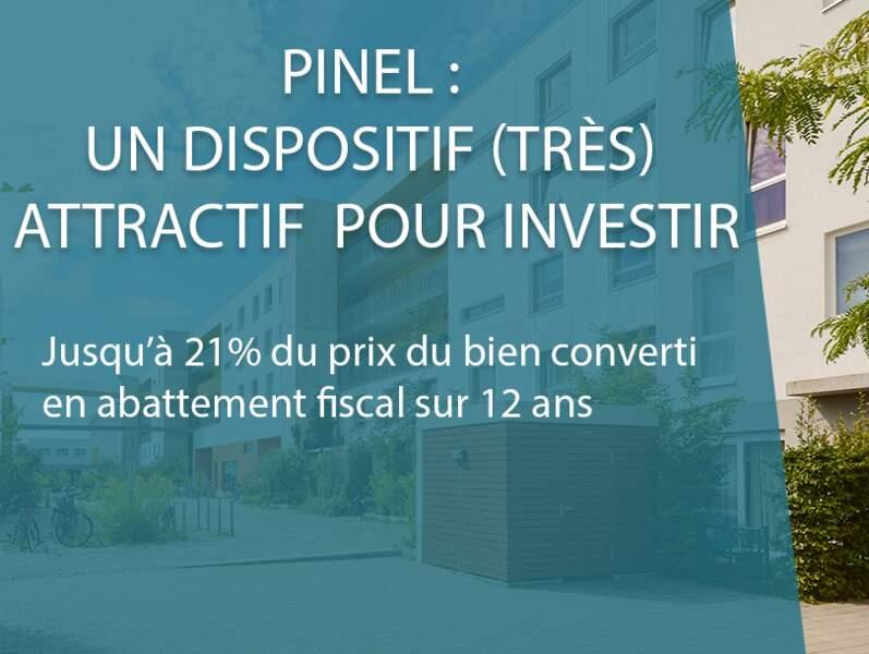 Pinel : un dispositif (très) attractif pour investir