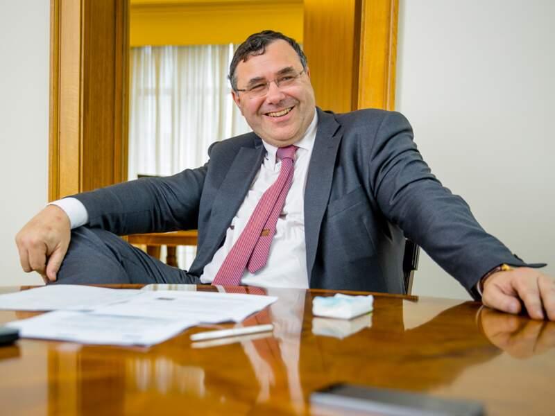 Le CV de Patrick Pouyanné, Directeur général de Total