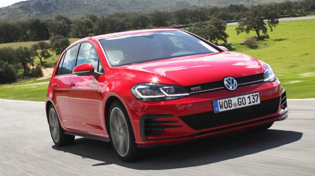 N° 17 : Volkswagen Golf