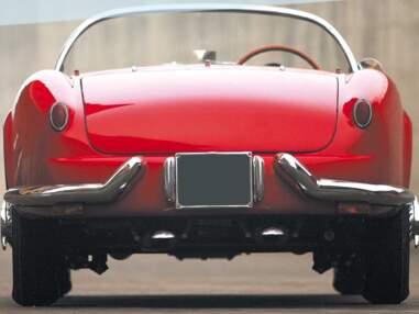 Des voitures de stars en vente à l'occasion du Salon Retromobile