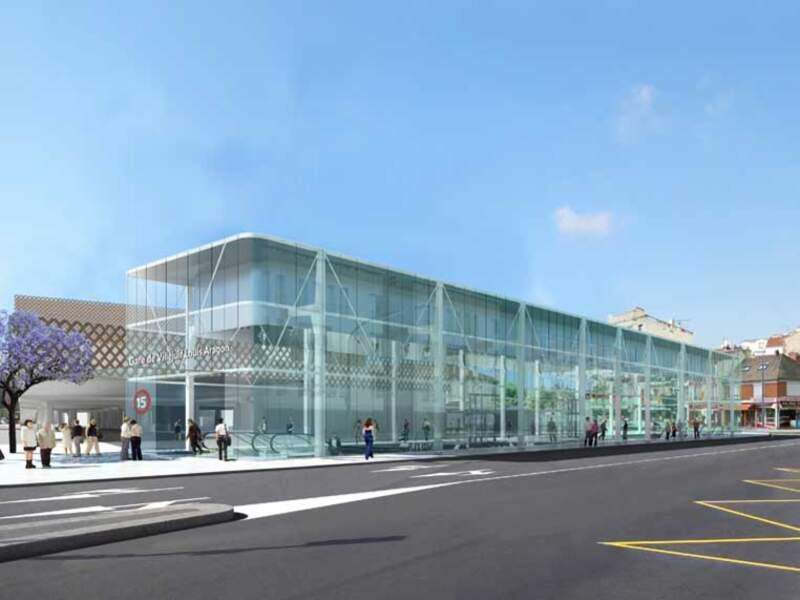 Gare Villejuif – Louis Aragon