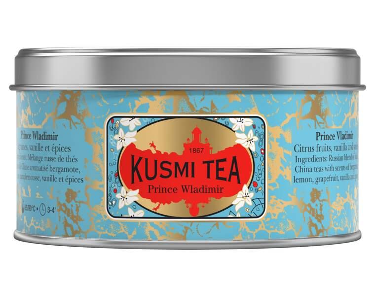 Kusmi Tea : le pari du robot
