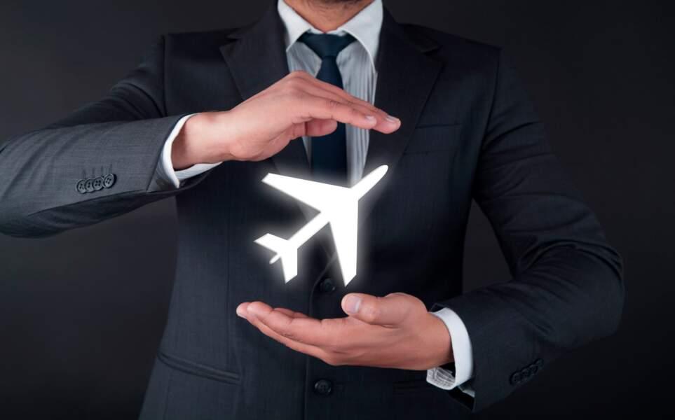 Voyage en avion : annuler un billet