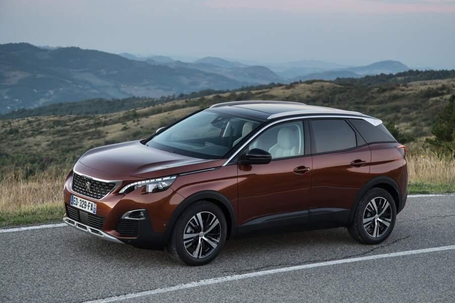 4 - Peugeot 3008 (40.204 ventes)