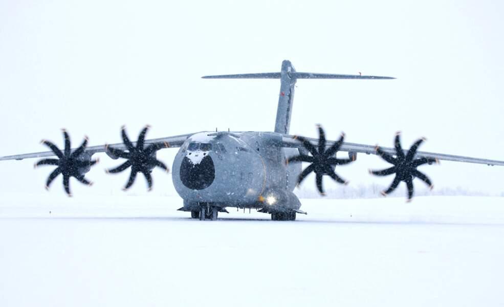 L'A400M d'Airbus Military, le futur du transport militaire