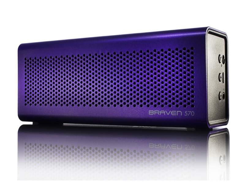 La meilleure enceinte sans fil entrée de gamme : Braven 570