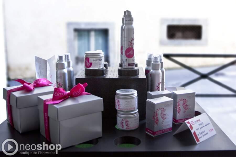 Omum : des cosmétiques dédiés aux femmes enceintes