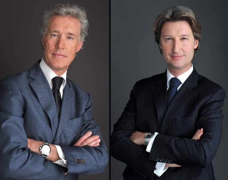 14. Jean-François et Jean-Charles Decaux (JCDecaux)