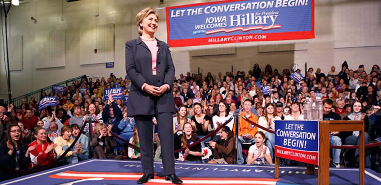 Clinton : Protectionnisme et intégration des immigrés