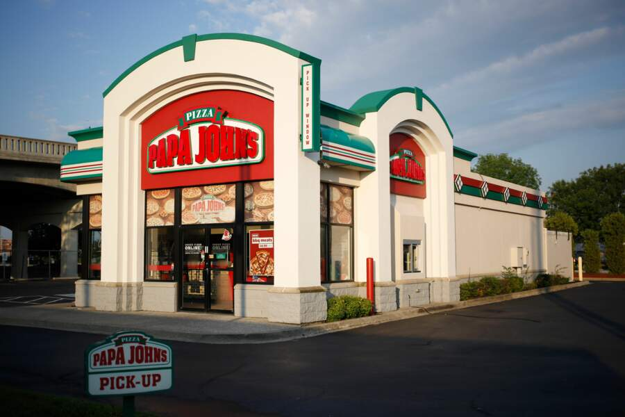 Papa Johns International : n°5 pour les clients français