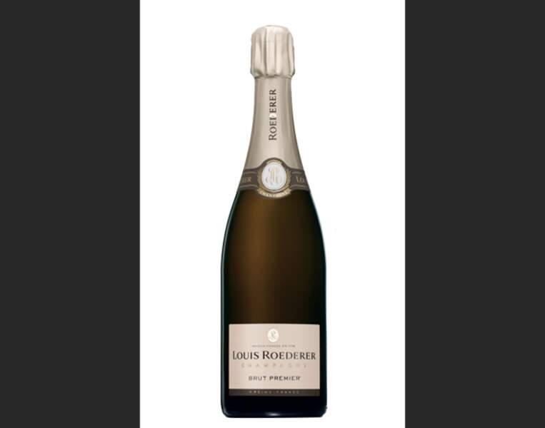 Champagne non millésimé, Roederer Brut Premier