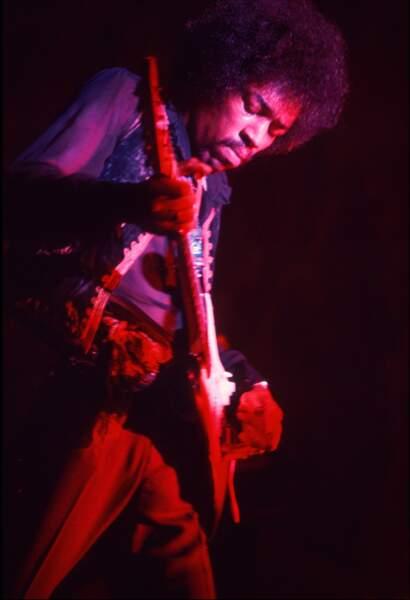 Jimi Hendrix, guitariste
