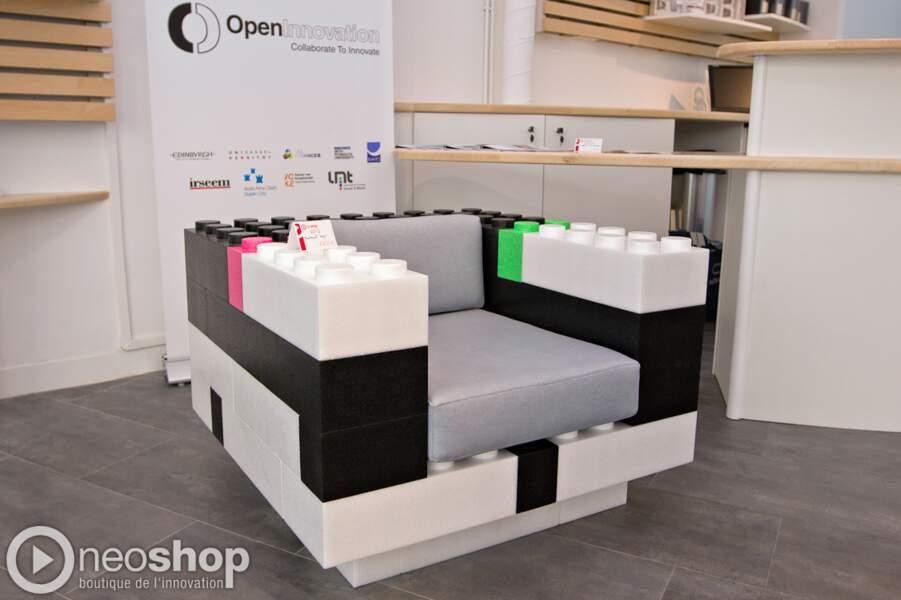 Qbiq : des meubles façon Lego