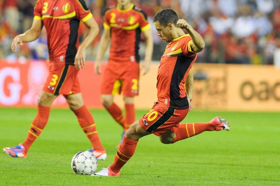 Eden Hazard (Belgique) : 82 millions d'euros