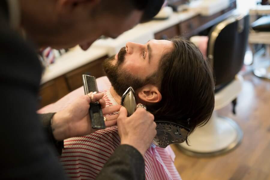 3.Barbier, aussi pour les coiffeurs