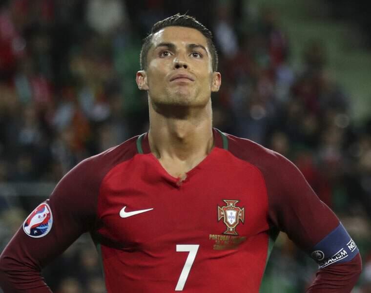 Cristiano Ronaldo, le Portugais du Real Madrid