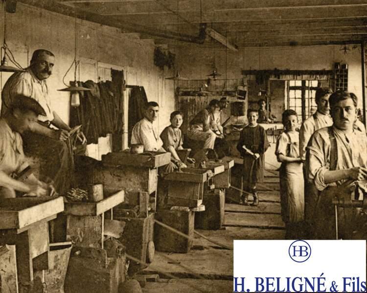 Coutellerie H.Beligné & Fils : la passion du couteau