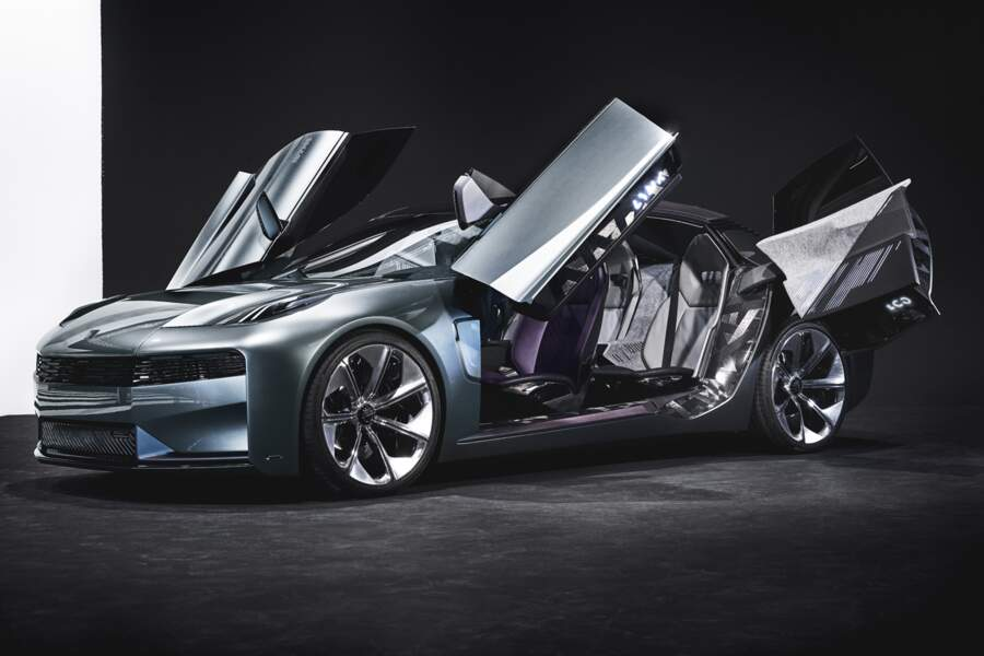 Lynk & Co Concept CCC - Photo 7/10