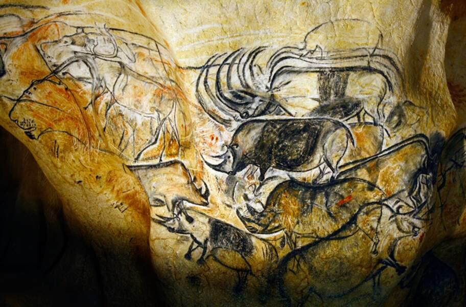 La grotte ornée du Pont-d'Arc, dite Grotte Chauvet-Pont-d'Arc