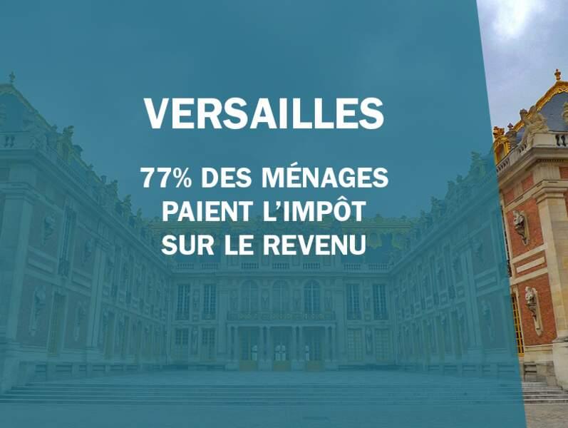 Versailles (78 000)