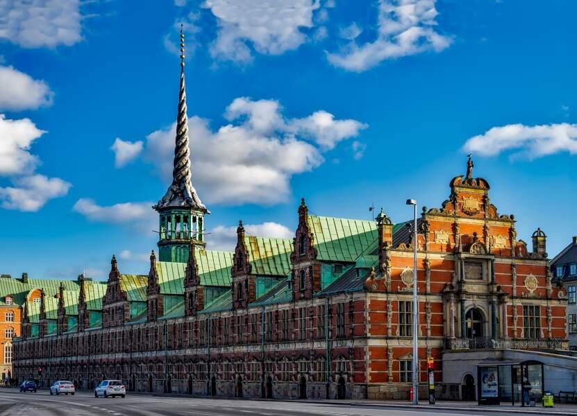 8ème : Copenhague