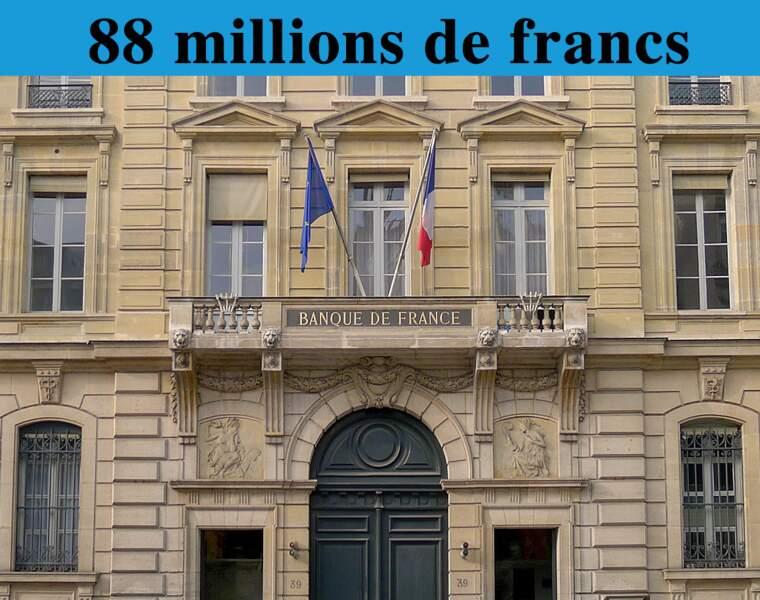 La Banque de France de Saint-Nazaire