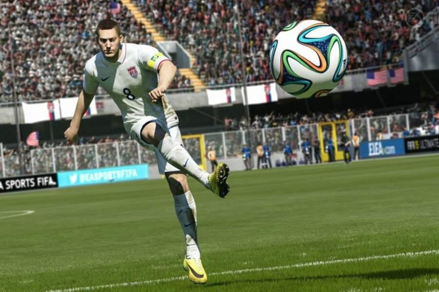 FIFA (plus de 100 millions) : numéro 12