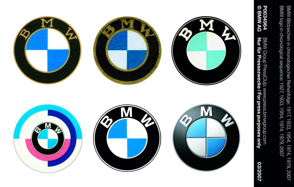 Retour sur les 100 ans de l'histoire de BMW