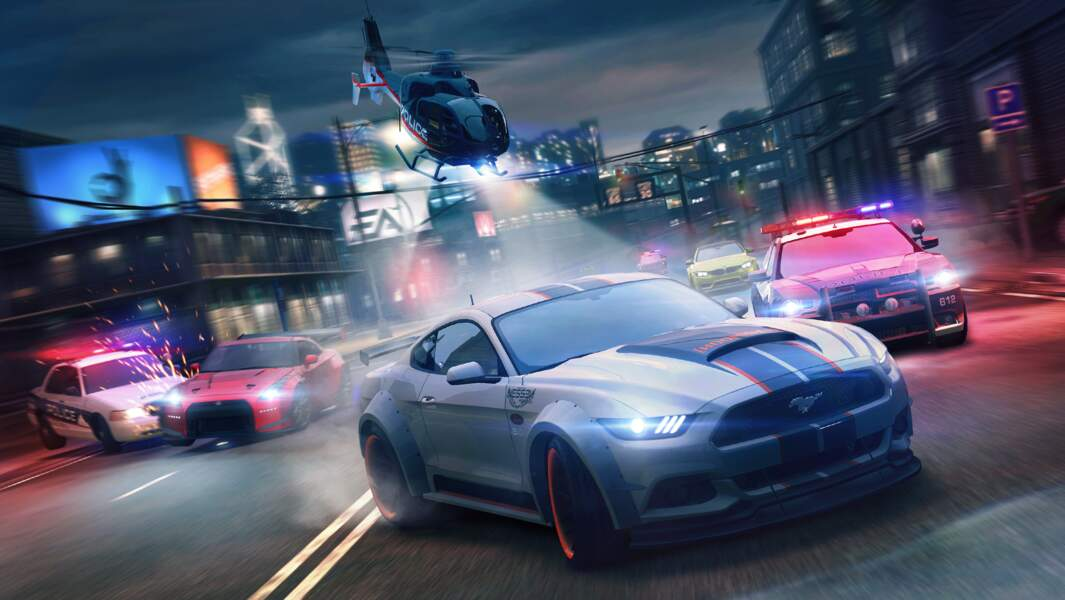 Need for Speed (150 millions) : numéro 7