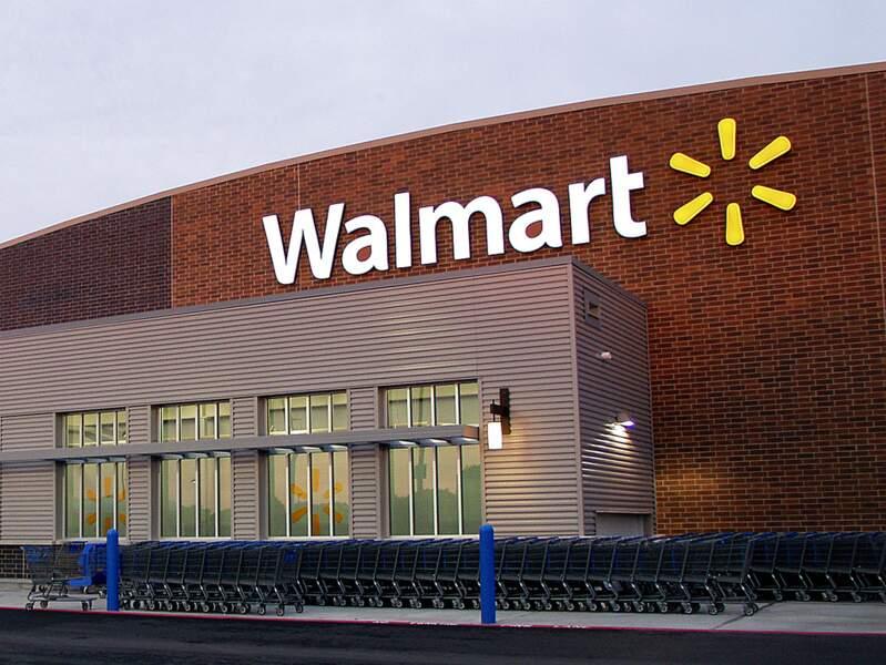 N°8 : WalMart