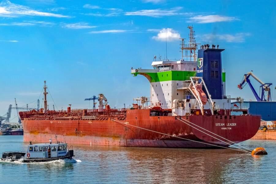 GTT (Gaztransport et Technigaz SA) porté par un marché du GNL en ébullition