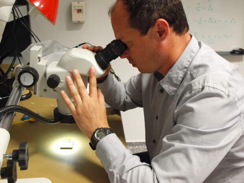 Sylvain Saïghi, le cerveau comme source d'inspiration - à Bordeaux