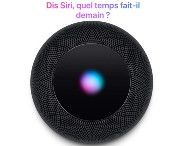 Siri a réponse à tout