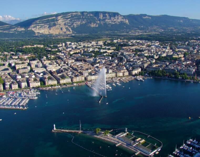 Genève : il n'y a pas que le lac