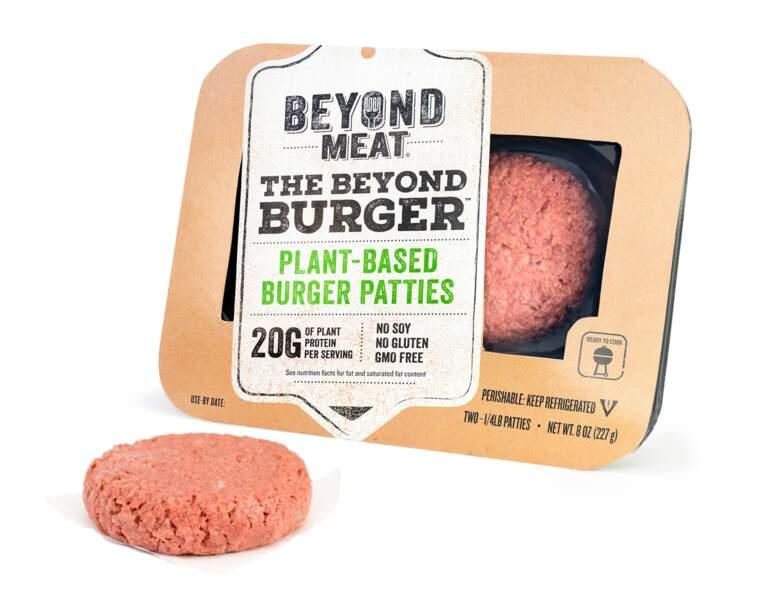 Des hamburgers, oui, mais avec de la fausse viande