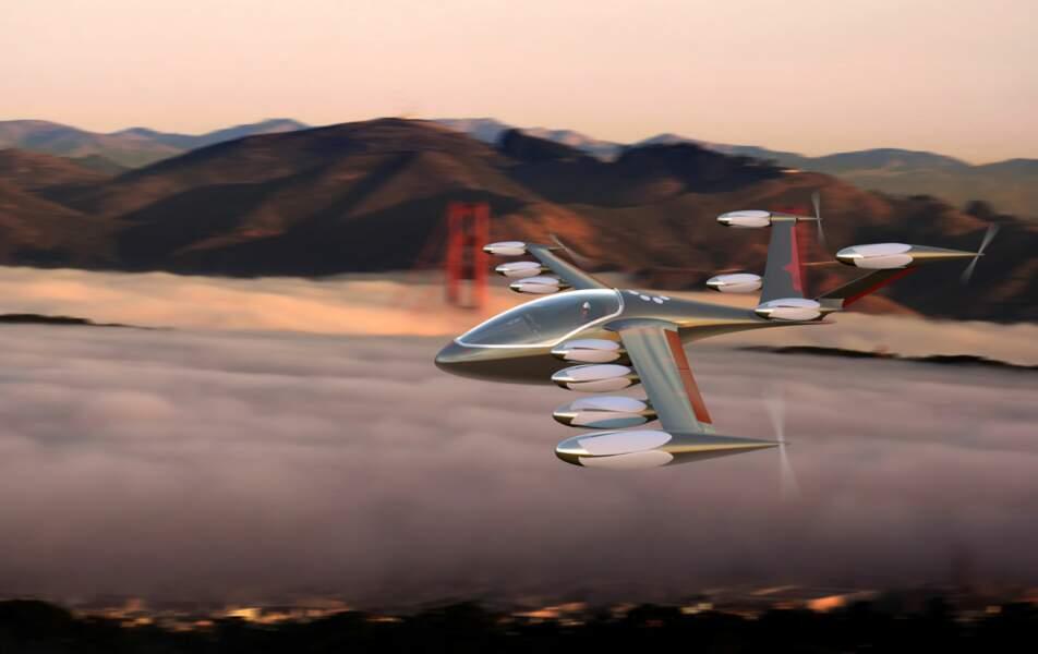 Joby Aviation S2 (Etats-Unis)