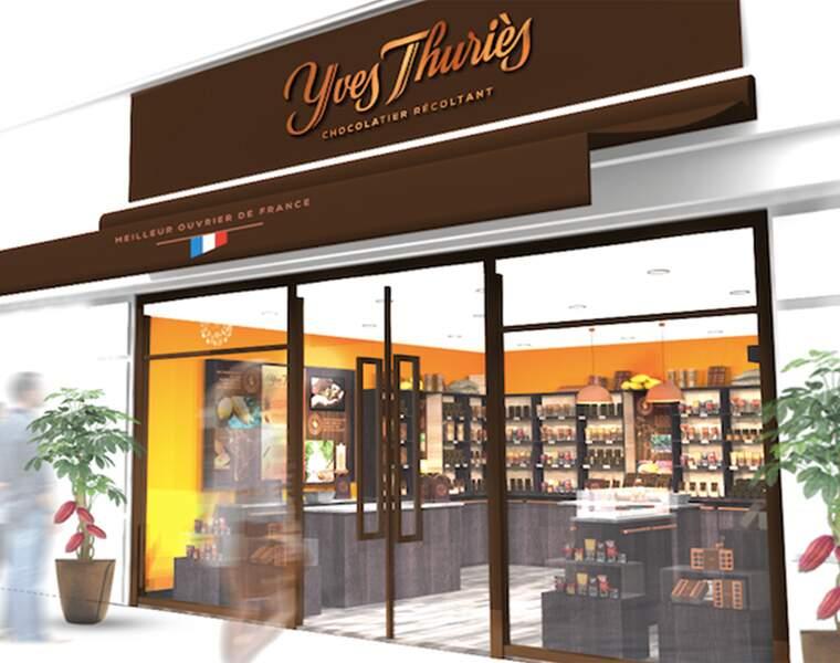 Chocolat Yves Thuriès