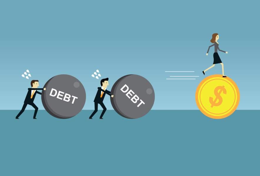L'ampleur de la dette publique, un soutien pour l'or et l'argent