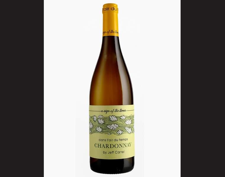 Vin de France chardonnay non millésimé, Jeff Carrel, Dans l'air du temps