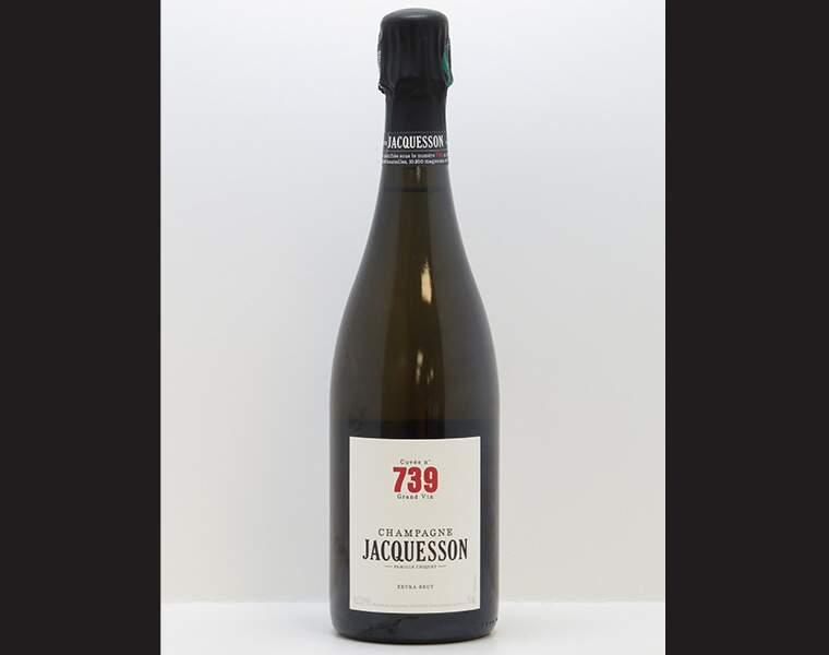 BONUS : Champagne Jacquesson, cuvée 739