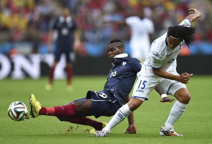 Paul Pogba (France) : 66 millions d'euros