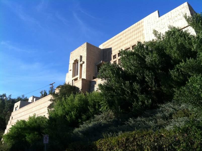 La célèbre maison de Blade Runner