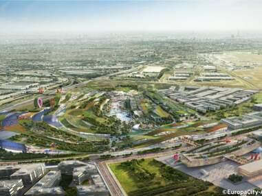 Le futur temple de la conso, Europacity, se refait une beauté. Découvrez-le en image.
