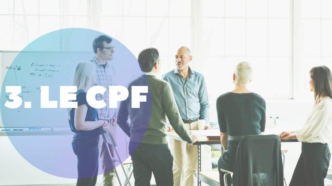 3. Le CPF