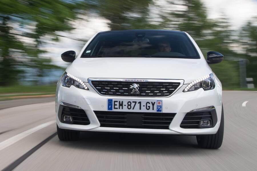 1 - Peugeot 308 (35.508 ventes)