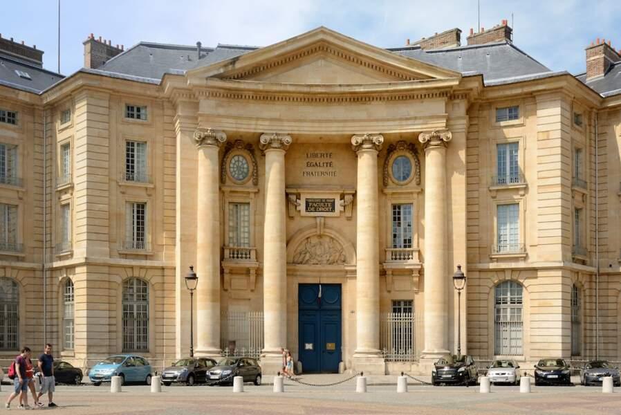19.Université Paris 2 Panthéon-Assas